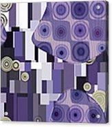 Klimtolli - 28 Acrylic Print