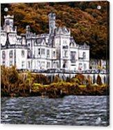 Klyemore Abbey Acrylic Print