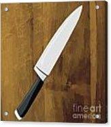 Knife Acrylic Print