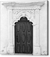 Knock And It Shall Be Opened Acrylic Print