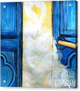 Knocking On Heavens Door Acrylic Print