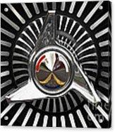 Knockoff Wheel Acrylic Print