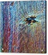 Knotty Plank #1b Acrylic Print