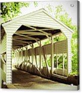 Knox Bridge Acrylic Print