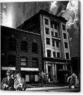 Knoxville Tn Shootout Acrylic Print