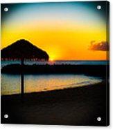 Ko' Olina Sunset Acrylic Print