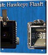 Kodak Brownie Hawkeye Camera Acrylic Print