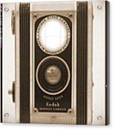 Kodak Duaflex Camera Acrylic Print