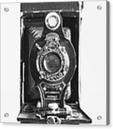 Kodak No. 2 Folding Autographic Brownie Camera Acrylic Print