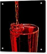 Kool-aid Crown Acrylic Print