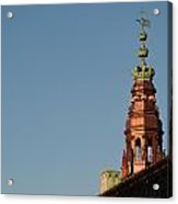 Kopenhavn Denmark Canal Boat Tour 54 Acrylic Print