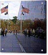 Korea Memorial Acrylic Print