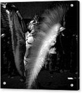 Krewe Delusion Parade Night Dancer Acrylic Print
