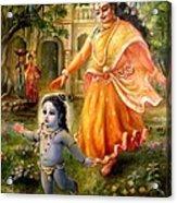 Krishna Damodara Acrylic Print