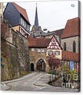 Kronach Franconia 3 Acrylic Print