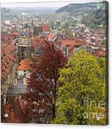 Kronach Franconia 4 Acrylic Print