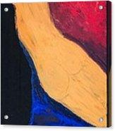 Krys In Color 2 Acrylic Print