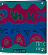 Kshatragnya Acrylic Print