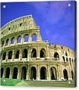 K.straiton Colosseum, Rome Acrylic Print