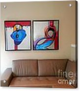 Kt Install Giclees Acrylic Print