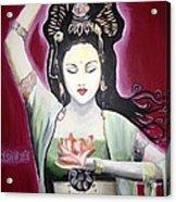 Kwan Yin Acrylic Print