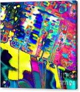 K.w.w.prism  Acrylic Print