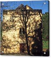 La Alhambra  Infantas Tower Acrylic Print