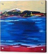 La Baie Gillies Acrylic Print