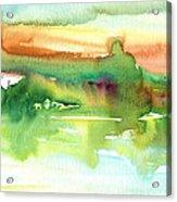 La Camargue 14 Acrylic Print