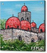 La Chiesa Di San Giovanni Degli Eremiti  Acrylic Print