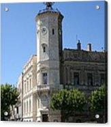 La Ciotat Provence- Alpes- Cote D'azur Acrylic Print