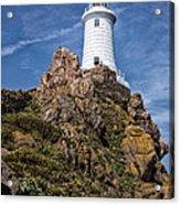 La Corbiere Lighthouse Acrylic Print