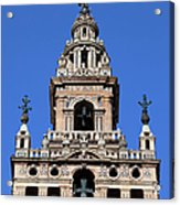 La Giralda Belfry In Seville Acrylic Print