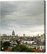 La Habana Cuba Acrylic Print