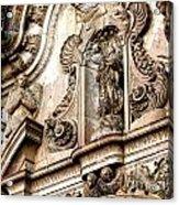 La Iglesia De La Compania  Quito Ecuador Acrylic Print