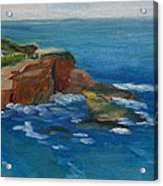 La Jolla Cove 023 Acrylic Print