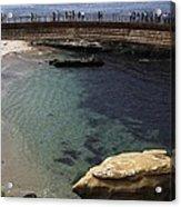 La Jolla Cove Acrylic Print