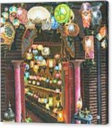 La Lampareria Albacin Granada Acrylic Print