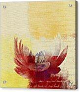 La Marguerite - 194191203-ro06tc Acrylic Print