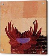La Marguerite - 140182085-cy02b Acrylic Print