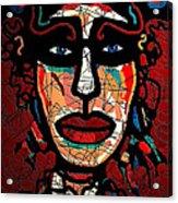 La Matadora Acrylic Print