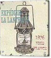 La Mer Lanterne Acrylic Print