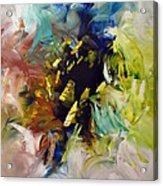 La Palette Enchantee Acrylic Print