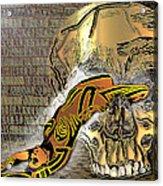 La Petite Mort Color Acrylic Print