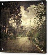 La Pluie 4.45 Acrylic Print