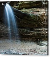 La Salle Falls Acrylic Print