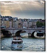 La Seine Acrylic Print
