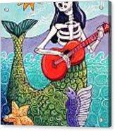 La Sirena Acrylic Print