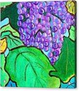 La Vin II Acrylic Print