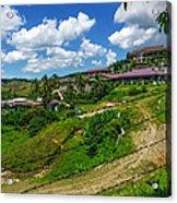 La Vista Highlands Acrylic Print